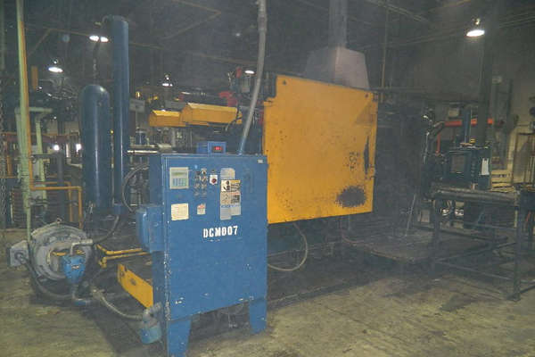 Picture of HPM D-800-A Horizontal Cold Chamber Aluminum High Pressure Die Casting Machine For Sale DCMP-4047