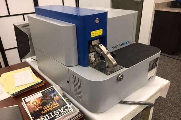 Picture of Spectro Analytical LMF05 Metal Analytic Spectrometer For_Sale DCMP-4061