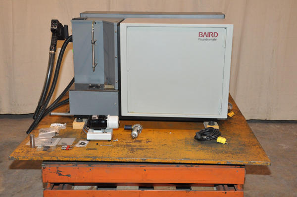 Picture of Baird DV-6E Metal Analytic Spectrometer For_Sale DCMP-4148