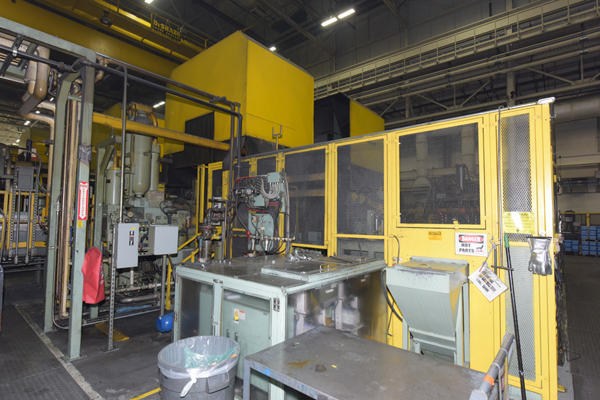 Picture of Toshiba DC 800J-MS Horizontal Cold Chamber Aluminum High Pressure Die Casting Machine For_Sale DCMP-4163
