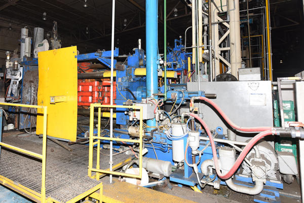 Picture of HPM II-600-A Horizontal Cold Chamber Aluminum High Pressure Die Casting Machine For Sale DCMP-4200