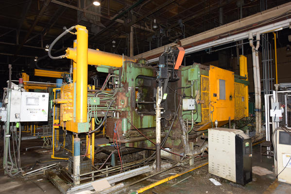 Picture of HPM II-900-A Horizontal Cold Chamber Aluminum High Pressure Die Casting Machine For Sale DCMP-4205