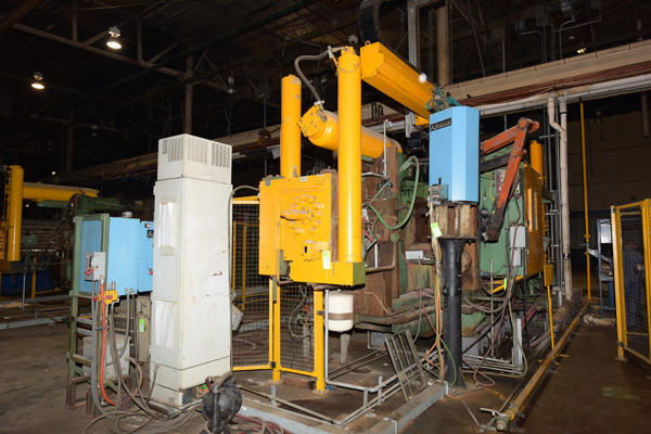 Picture of HPM II-900-A Horizontal Cold Chamber Aluminum High Pressure Die Casting Machine For Sale DCMP-4209