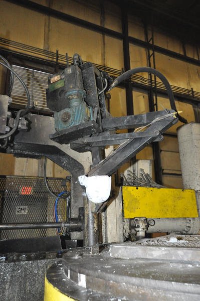 Picture of Rimrock 405 Multi-Link High Speed Automatic Ladle for Non-Ferrous Aluminum and Brass Die Casting and Foundry Operations For_Sale DCMP-4268