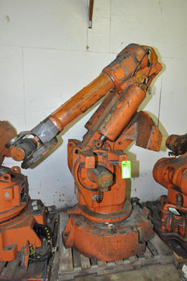 Picture of ABB IRB 6400 Six Axis Foundry Rated Industrial Robot For_Sale DCMP-4320