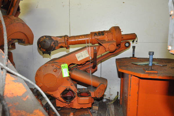 Picture of ABB IRB 4400/60 Six Axis Industrial Robot For_Sale DCMP-4321