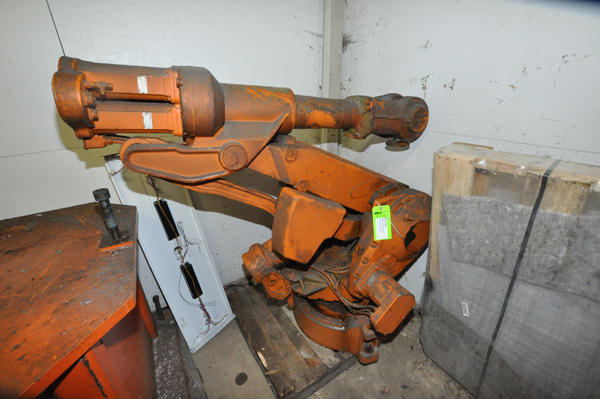 Picture of ABB IRB 4400/60 Six Axis Industrial Robot For_Sale DCMP-4322