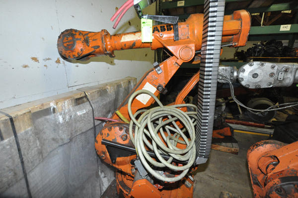 Picture of ABB IRB 4400/60 Six Axis Industrial Robot For_Sale DCMP-4323