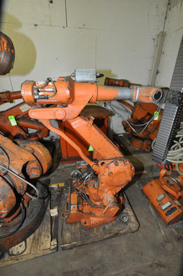 Picture of ABB IRB 2400/16 Six Axis Industrial Robot For_Sale DCMP-4324