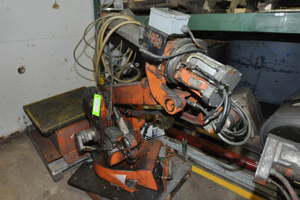 Picture of ABB IRB 2400 F/16 Six Axis Foundry Rated Industrial Robot For_Sale DCMP-4327