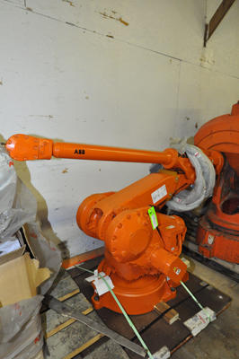 Picture of ABB IRB 4400/L30 Six Axis Foundry Rated Industrial Robot For_Sale DCMP-4328