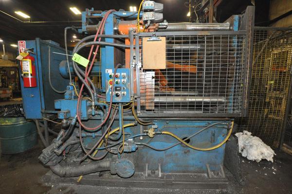 Picture of Prince Trim Press HTP-50 Four Column (post) Horizontal  Hydraulic Die Cast Trim Press For Sale DCMP-4332