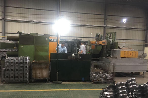 Picture of Italpresse IP/750-SC Horizontal Cold Chamber Aluminum/Magnesium Capable High Pressure Die Casting Machine For_Sale DCMP-4380