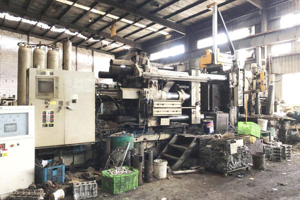 Picture of HPM II-1200-A Horizontal Cold Chamber Aluminum/Magnesium Capable High Pressure Die Casting Machine For Sale DCMP-4431