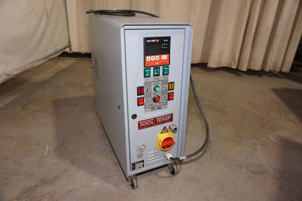 Tool-temp Model: TT-188 9 kw in water mode 3 kw in oil mode Single Zone Portable Hot Water . . .