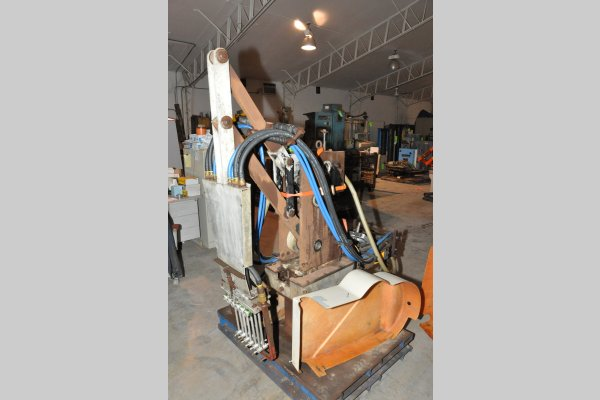 Picture of Rimrock 410 60 Inch Multi-Link Automatic Reciprocating Die Lubrication Sprayer for Die Casting and Foundry Operations For_Sale DCMP-4467