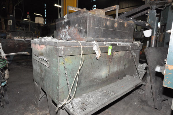 Picture of Lindberg MPH 62-H1816-L-SP Low Energy High Efficiency Electric Heated Aluminum Holding Furnace For_Sale DCMP-4492