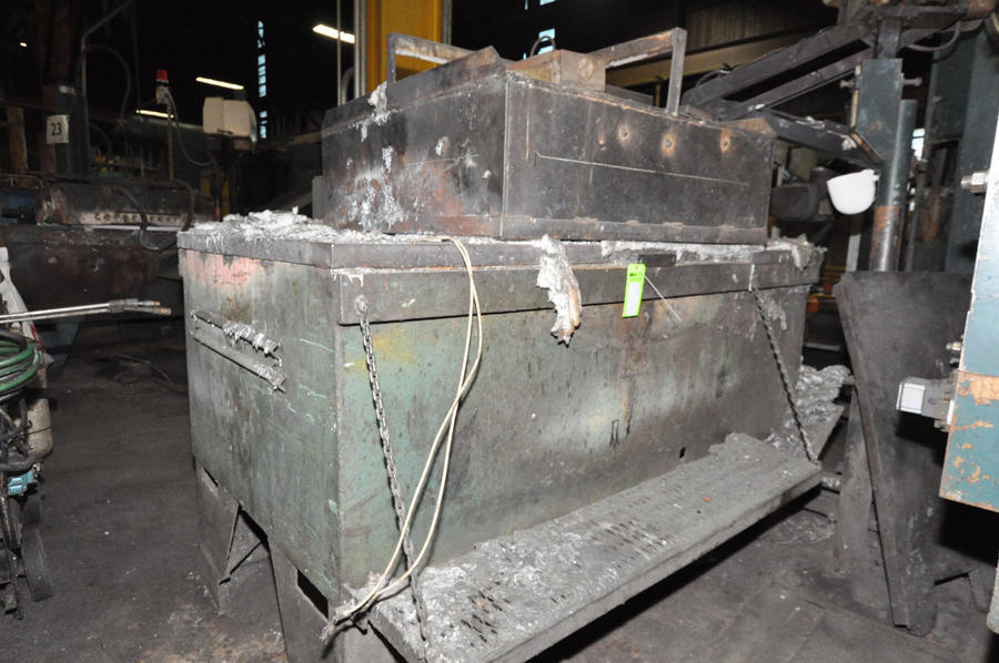 Picture of Lindberg MPH 62-H1816-L-SP Low Energy High Efficiency Electric Heated Aluminum Holding Furnace For Sale DCMP-4492