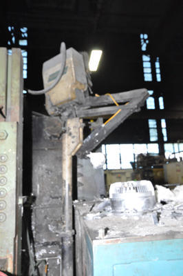 Picture of Rimrock 305 Multi-Link Automatic Ladle for Non-Ferrous Aluminum and Brass Die Casting and Foundry Operations For_Sale DCMP-4523