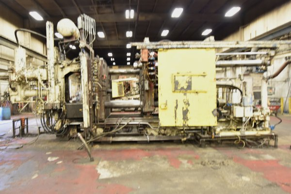 Picture of Prince 940 CCA Horizontal Cold Chamber Aluminum High Pressure Die Casting Machine For Sale DCMP-4656