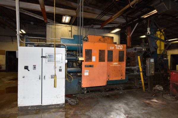 Picture of Ube UA 720 Horizontal Cold Chamber Aluminum High Pressure Die Casting Machine For Sale DCMP-4660