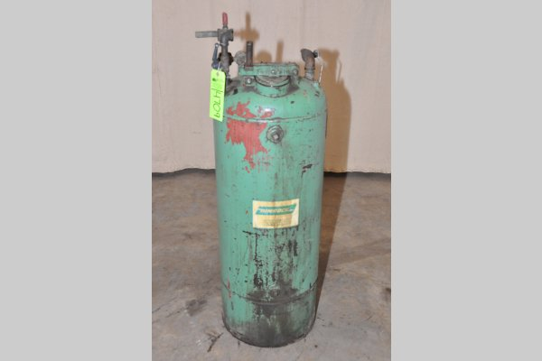 Picture of Rimrock 20 Gallon Spray Tank Pressurized Die Lube Reservoir (storage Tank) For_Sale DCMP-4709