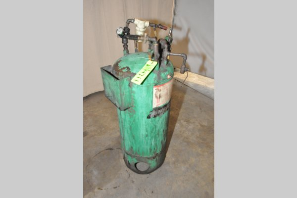 Picture of Rimrock 20 Gallon Spray Tank Pressurized Die Lube Reservoir (storage Tank) For_Sale DCMP-4711