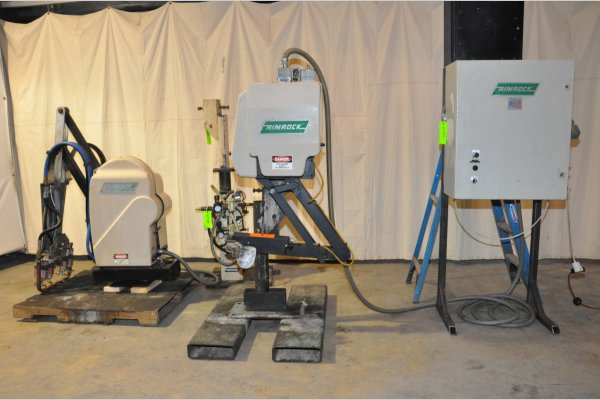 Picture of Rimrock Combo 410-305 Combination Automatic Ladle & Reciprocating Die Sprayer Package For_Sale DCMP-4734