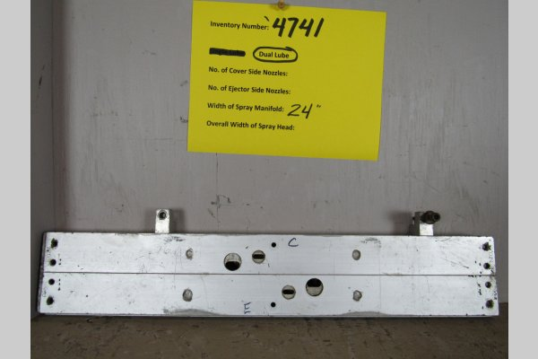 Picture of Rimrock  Rimrock Die Lube Spray Manifold for Model 410 Automatic Reciprocator Sprayer For_Sale DCMP-4741