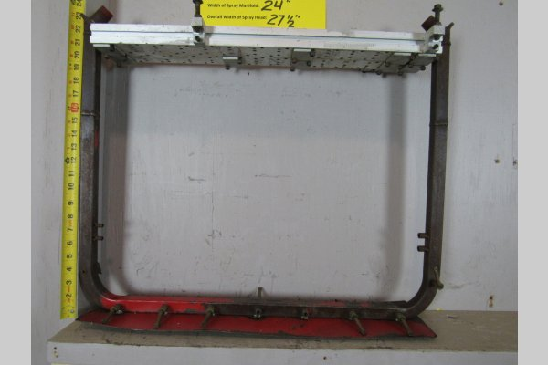Picture of Rimrock  Rimrock Die Lube Spray Manifold for Model 410 Automatic Reciprocator Sprayer For_Sale DCMP-4745