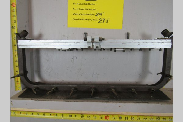 Picture of Rimrock  Rimrock Die Lube Spray Manifold for Model 410 Automatic Reciprocator Sprayer For_Sale DCMP-4747