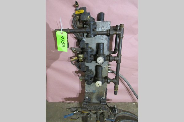 Picture of Rimrock 410 Regulator Package Pneumatic Assembly Manifold For_Sale DCMP-4758