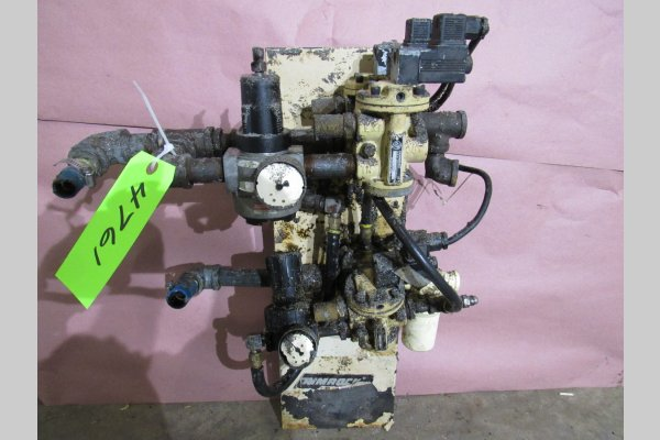 Picture of Rimrock 410 Regulator Package Pneumatic Assembly Manifold For_Sale DCMP-4761