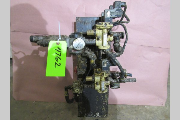 Picture of Rimrock 410 Regulator Package Pneumatic Assembly Manifold For_Sale DCMP-4762