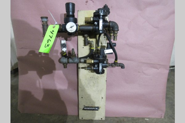 Picture of Rimrock 410 Regulator Package Pneumatic Assembly Manifold For_Sale DCMP-4763