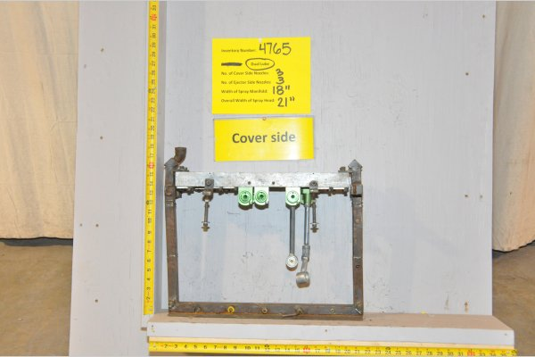 Picture of Rimrock 410 (spray manifold) Pneumatic Assembly Manifold For_Sale DCMP-4765