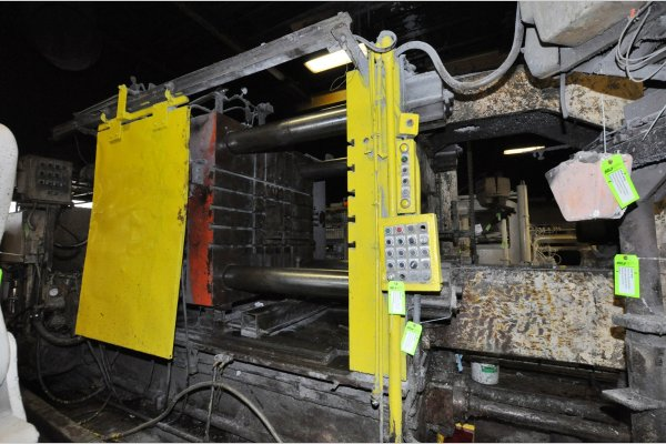 Picture of Prince 836 CCA Horizontal Cold Chamber Aluminum High Pressure Die Casting Machine For Sale DCMP-4778