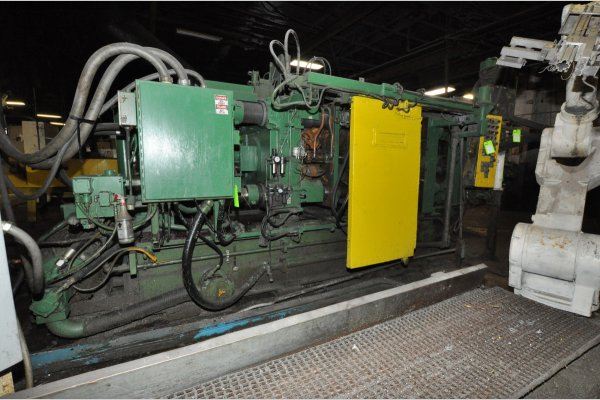 Picture of Prince 525 CCA Horizontal Cold Chamber Aluminum High Pressure Die Casting Machine For Sale DCMP-4801