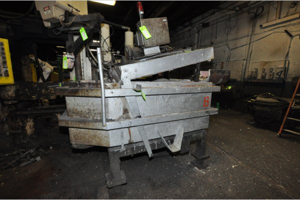 Picture of Cal-Miser 2600-OS Low Energy High Efficiency Natural Gas Heated Aluminum Holding Furnace For Sale DCMP-4809