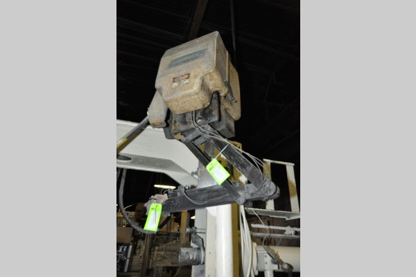 Picture of Rimrock/DieKast 305/Diekast Multi-Link Automatic Ladle for Non-Ferrous Aluminum and Brass Die Casting and Foundry Operations For_Sale DCMP-4818
