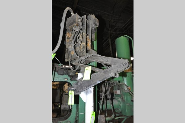 Picture of Rimrock 305 Multi-Link Automatic Ladle for Non-Ferrous Aluminum and Brass Die Casting and Foundry Operations For_Sale DCMP-4822