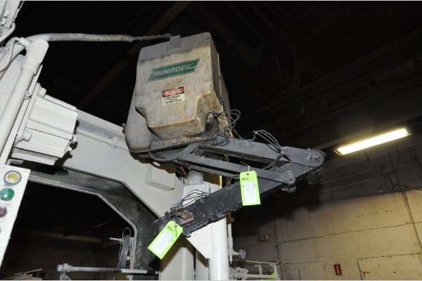 Picture of Rimrock/DieKast 305/Diekast Multi-Link Automatic Ladle for Non-Ferrous Aluminum and Brass Die Casting and Foundry Operations For_Sale DCMP-4827