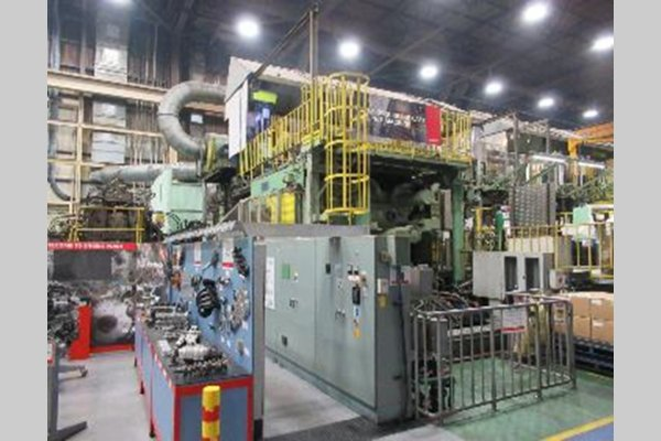 Picture of Ube UB 2250G Horizontal Cold Chamber Aluminum High Pressure Die Casting Machine For Sale DCMP-4879