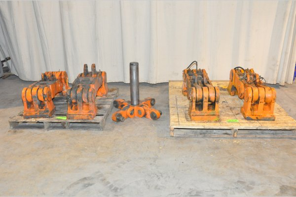 Complete Prince toggle linkage with linkage pins for Prince Model 629, 650 ton die casting machine