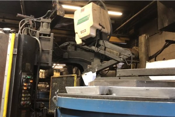 Picture of Rimrock 305 MLX 1400 Multi-Link Automatic Ladle for Non-Ferrous Aluminum and Brass Die Casting and Foundry Operations For_Sale DCMP-4944