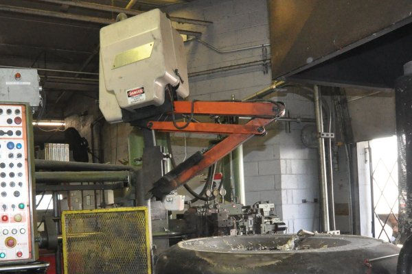 Picture of Rimrock 305 AB K350 Multi-Link Automatic Ladle for Non-Ferrous Aluminum and Brass Die Casting and Foundry Operations For_Sale DCMP-4946