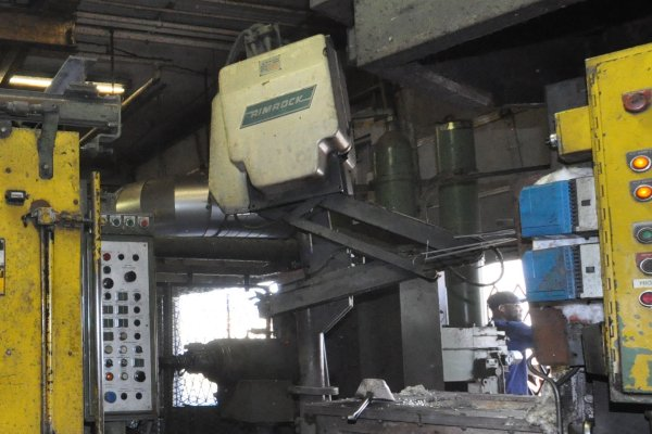 Picture of Rimrock 305 Multi-Link Automatic Ladle for Non-Ferrous Aluminum and Brass Die Casting and Foundry Operations For_Sale DCMP-4951