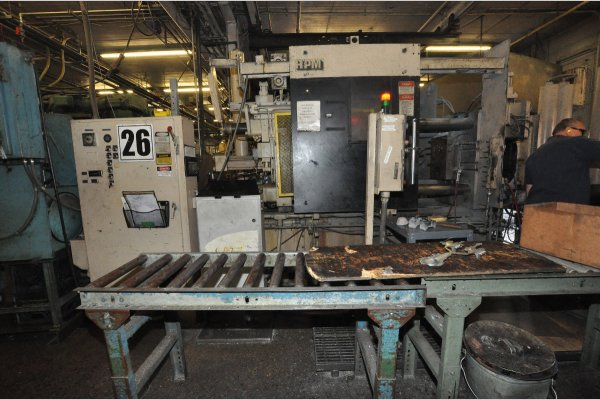 Picture of HPM II-400-A Horizontal Cold Chamber Aluminum High Pressure Die Casting Machine For Sale DCMP-4954