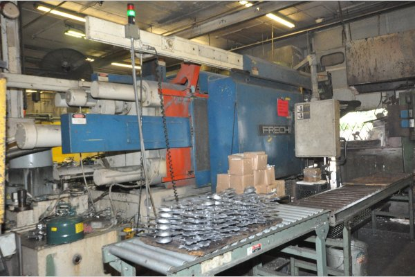 Picture of Frech DAK 500 H Horizontal Cold Chamber Aluminum High Pressure Die Casting Machine For Sale DCMP-4960