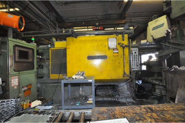 Picture of Frech DAK 500 H Horizontal Cold Chamber Aluminum High Pressure Die Casting Machine For Sale DCMP-4961